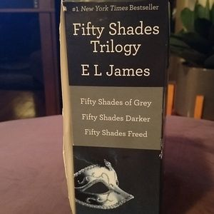 Fifty Shades Trilogy By E L James